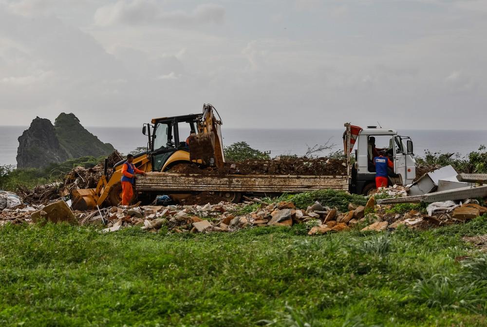 Fernando de Noronha, lado B: série do G1 mostra desafios do lixo no 'paraíso'