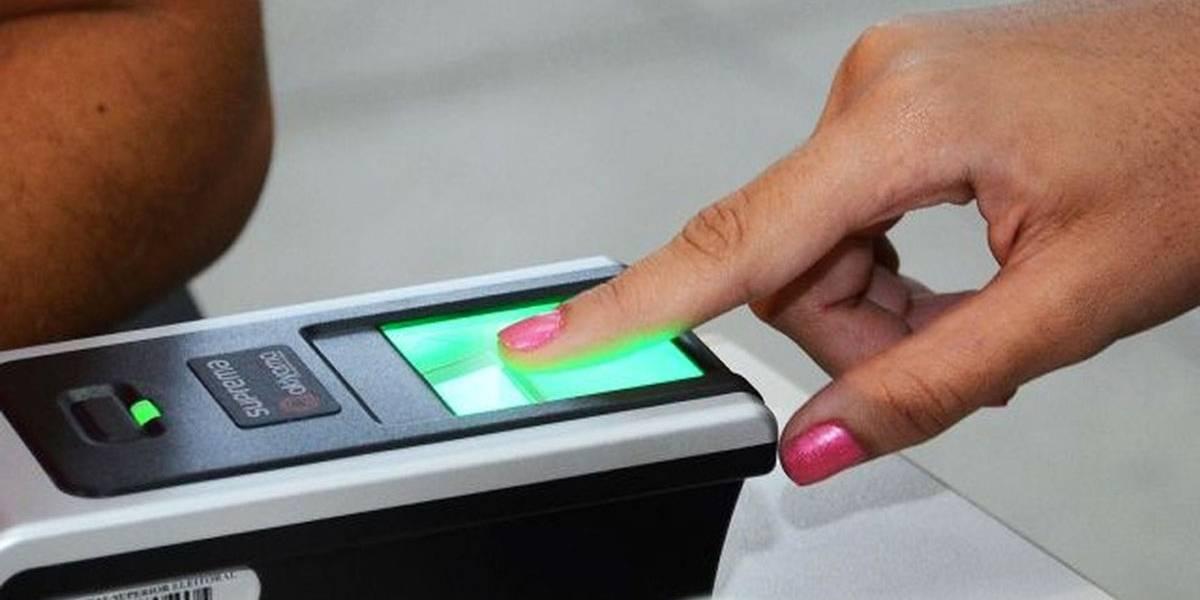 TRE/SP cadastra a biometria de 7 milhões de eleitores em 2019