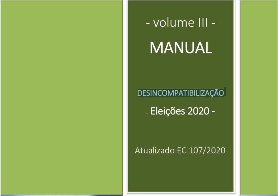 MANUAL FEN-PATRIOTA – DESINCOMPATIBILIZAÇÃO EC 107-2020