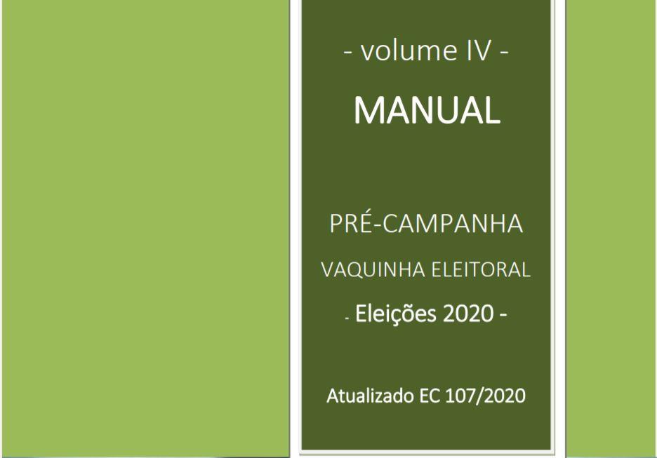 PRÉ-CAMPANHA VAQUINHA ELEITORAL – ELEIÇÕES 2020 – depois EC -107-2020