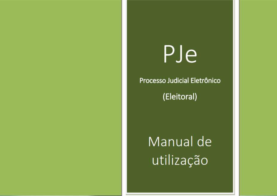 Manual PJe