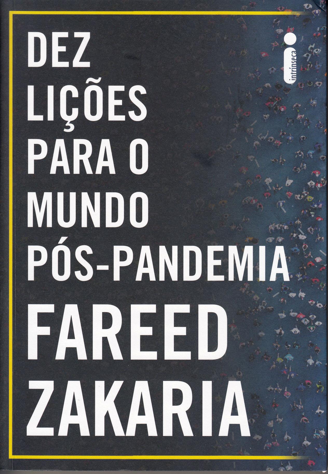 Resumo do livro Dez Lições Para o Mundo Pós-Pandemia