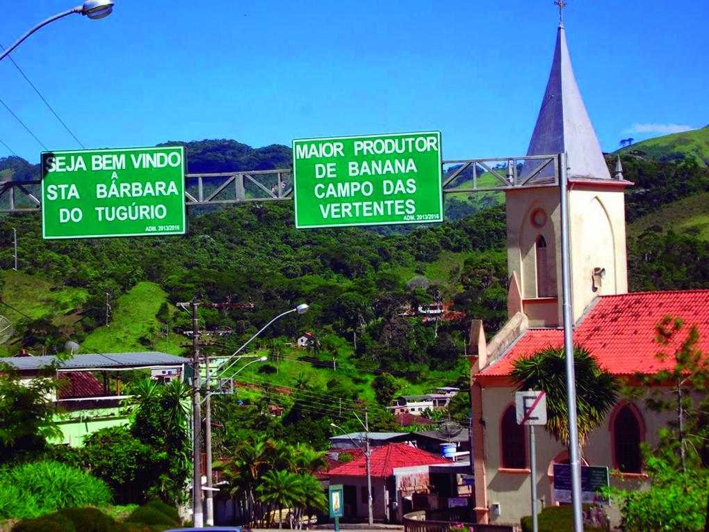 Santa Bárbara do Tugúrio – MG: Município é o paraíso de ciclistas,  trekking, hiking e esportes radicais